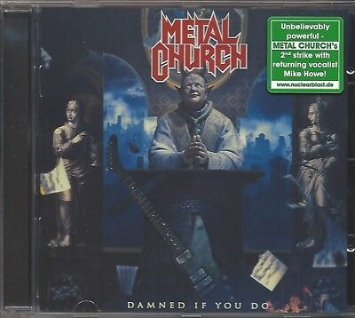 Metal Church / Damned If You Can * New Cd 2018 * Neu *