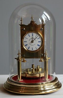 HARDER RANSEN BEI STEINAU A/O  With D.R PATENT 2437 ANNIVERSARY TORSION CLOCK