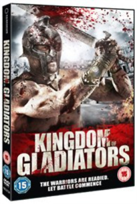Bryan Murphy, Sharon Fryer-Kingdom of Gladiators (UK IMPORT) DVD NEW