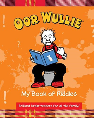 Oor Wullie`s Book Of Riddles (Uk Import) Bookh New