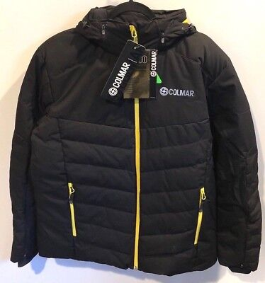 10b4b77f46 COLMAR MEN S MONTANA Ski Jacket in Black Size US 42 It. 52 -  419.99 ...