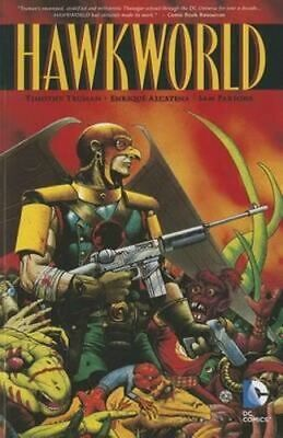 NEW Hawkworld (New Edition) By Timothy Truman Paperback Free Shipping