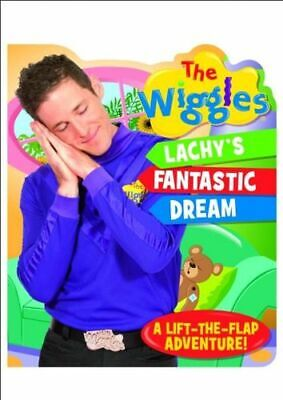 NEW The Wiggles : Lachy's Fantastic Dream By The Five Mile Press Board Book
