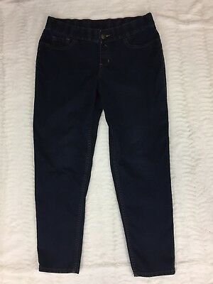 Lane Bryant Womens Jeans Size 14 Dark Wash Skinny Jegging Ankle Stretch