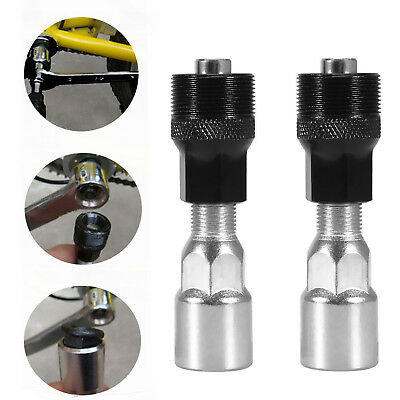 Bike Bicycle Crank Wheel Puller Remover Repair Extractor Mountain Tool Removal