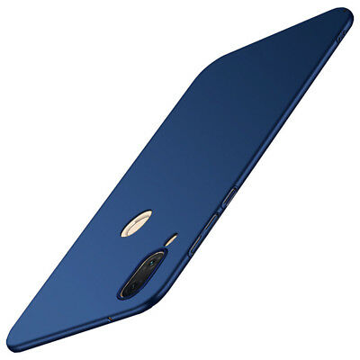 For Huawei Y9 2019 360° Protective Premium Slim PC Hard Back Cover Skin Case