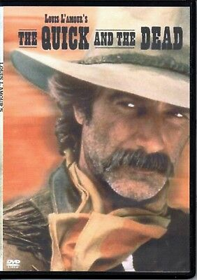 Quick And The Dead, The - Sam Elliot All Region Dvd*