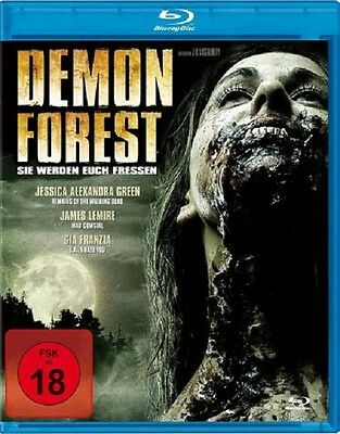 DEMON FOREST - Blu-Ray Disc -