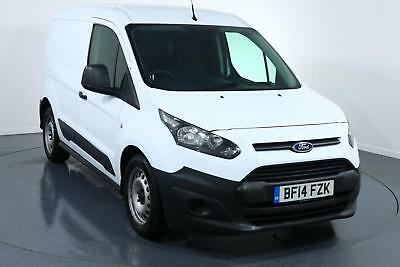 Ford Transit Connect 200/euro 5 Van In White