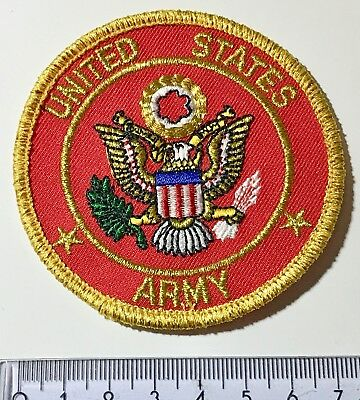 .Aufnäher Patch UNITED STATES ARMY
