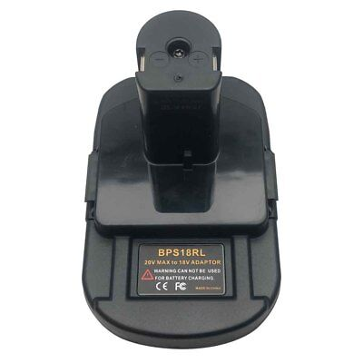 ADAPTER FOR Black&Decker, Stanley BATTERY Covert to RYOBI 18V CORDLESS TOOLS