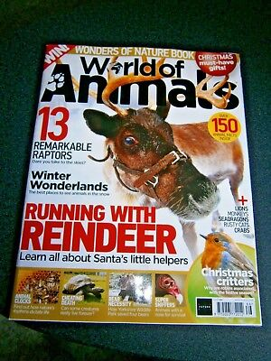 World Of Animals Magazine Issue 66 (new) Final Issue