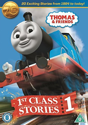 Thomas the Tank Engine and Friends: 1st Class Stories (UK IMPORT) DVD NEW