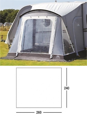 Sunncamp Swift 260 Canopy Porch Awning Rrp 105 84 99 Picclick Uk