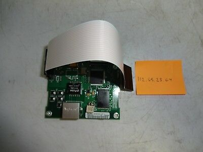 22-COMM-E Allen Bradley Powerflex Vfd Ethernet/IP Adapter Ver 1.009