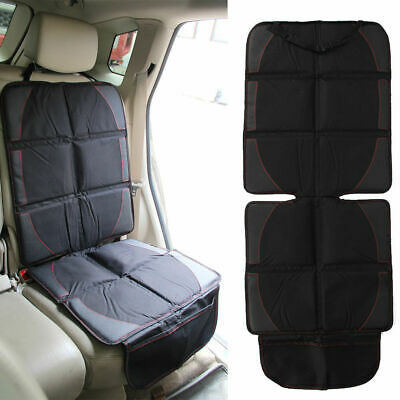 Baby Car Seat Protector Mat Covers Under Child Seat Leather Saver For Baby Seat