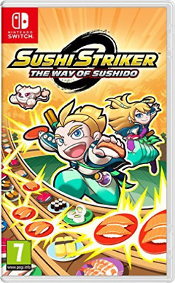 Switch-Sushi Striker: The Way of Sushido /Switch (UK IMPORT) GAME NEW