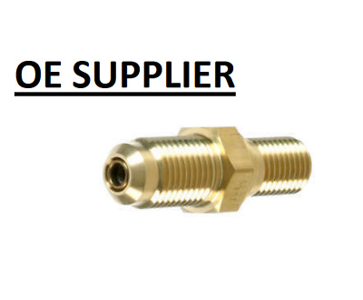 New OE Supplier Fuel Pressure Restrictor 06D130757C Audi Volkswagen VW