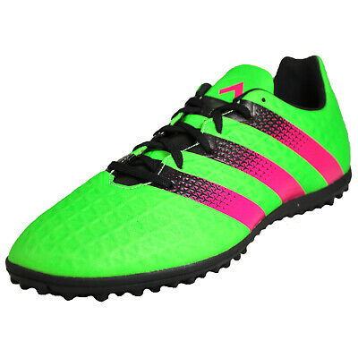 ADIDAS ACE 16.3 TF Mens Pro Turf Football Soccer Trainers Green - EUR 33 03ba37fb16c8