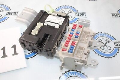 03-04 infiniti g35 fuse box junction bcm body control module 284b1ac301 oem