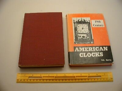 Book 629 – Lot of 2 clock books
