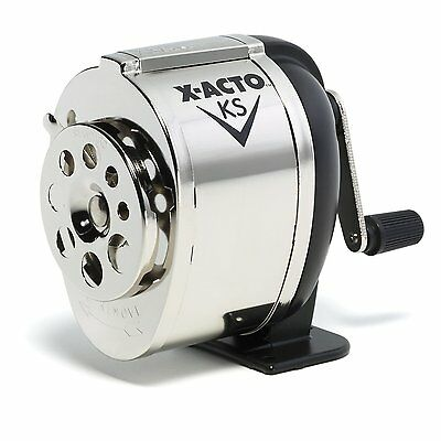 X-Acto Pencil Sharpener Model KS Table- or Wall-Mount Pencil Sharpener