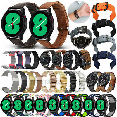 For Samsung Galaxy Watch 42mm 46mm Various Milanese/Leather/Silicone Band Strap