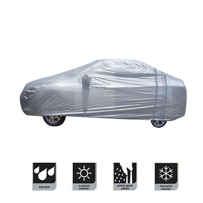 L Universal Small  Size Car Cover Outdoor Indoor Waterproof Weather Proof