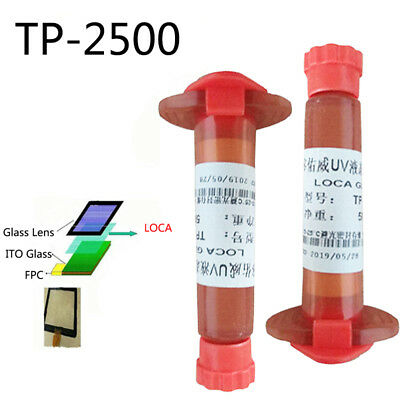 Hot 5ML TP-2500 UV Glue LOCA Liquid Optical Adhesive for Phone LCD Screen Repair