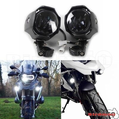 Motorcycle LED Auxiliary Fog Spot Light Driving Lamp for BMW R1200GS ADV F800GS