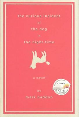 Curious Incident of the Dog in the Night-Time, Hardcover by Haddon, Mark, ISB...