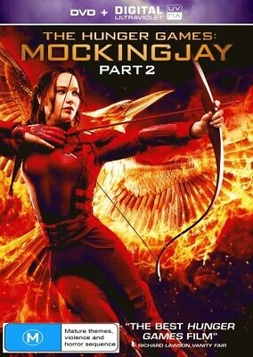 The Hunger Games: Mockingjay Part 2 = NEW DVD R4
