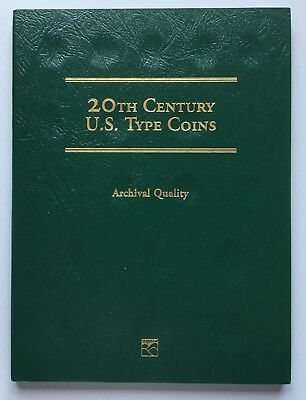 Littleton Archive folder for 20th Century U.S. Type coins *[US20th]