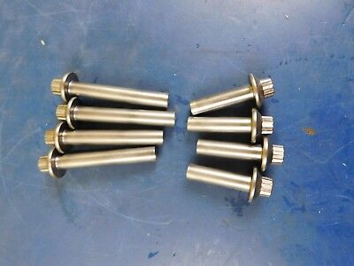 1993 Harley Davidson Xl Sportster Engine Head Bolt Set 12 Point