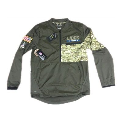 buy online ee216 ff924 NWT NIKE SHIELD New York Giants NFL Salute To Service 1/2 ...