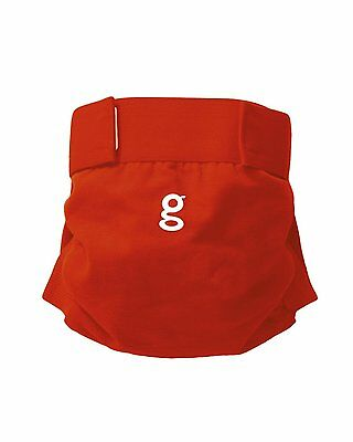 gDiapers gPants Grateful Red Size Medium Baby Diaper Covers New