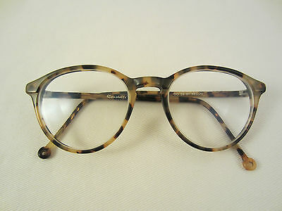 Constelli Brille Co 53 01 Horn Brillengestell Braun Vintage Cat Eye Tortoise Alt
