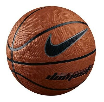 New! NIKE DOMINATE  PERFORMANCE  DURABLE RUBBER OUTDOOR SIZE 7 BASKETBALL
