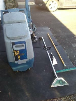Galaxy Pro 2700 With Rotovac Powerwand, Commercial Carpet Cleaning Solution.