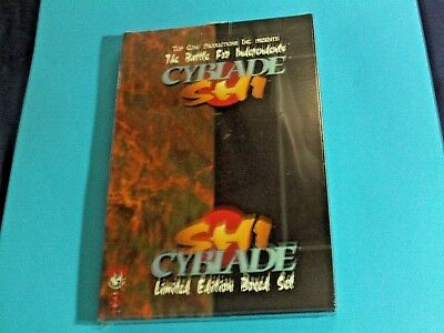 1995 Top Cow Cyblade/Shi Battle For Independents Limited Edition Box Set Sealed