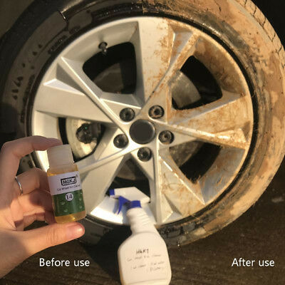 High Concentrate Tire Agent Remove Rust Detergent Car Wheel Rim Cleaner