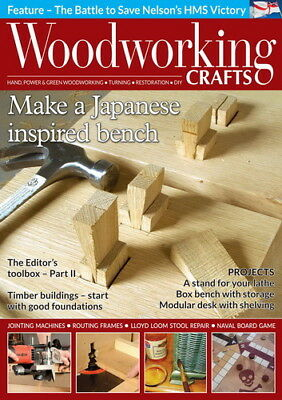 Woodworking Crafts Magazine Collection Dvd-Rom