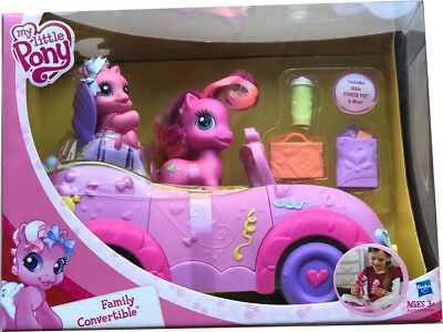 My Little Pony - Family Convertible - Brand New