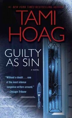Guilty As Sin, Paperback by Hoag, Tami, Brand New, Free shipping in the US