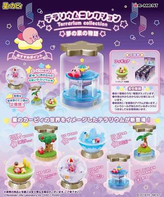 Kirby Super Star Terrarium Collection The Story of Fountain of Dreams 6 types Re