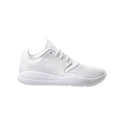 sale retailer f7749 1635d JORDAN ECLIPSE PREMIUM Heiress Big Kids Shoes White/Pure Platinum 897509-100
