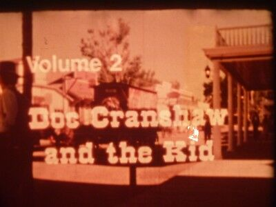 Doc Cranshaw And The Kid: The Contest 1976 16mm short film Documentary