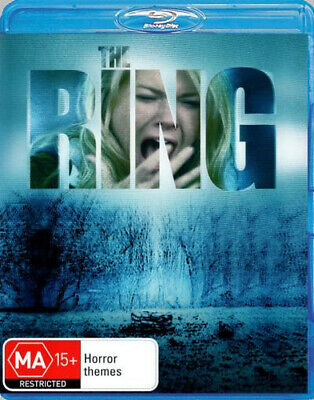 NEW The Ring Blu Ray Free Shipping