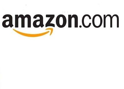 **$50 New Amazon Gift Card Ships Fast! No Activation Fee Needed Ever! Us Seller!