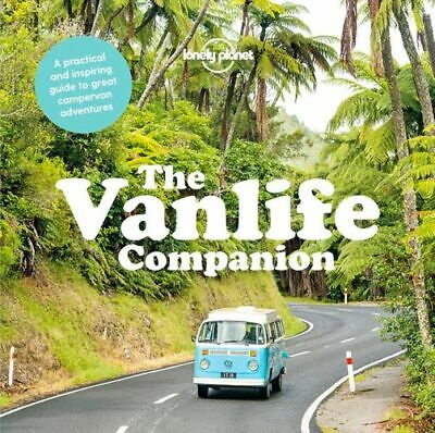 NEW The Vanlife Companion By Lonely Planet Hardcover Free Shipping